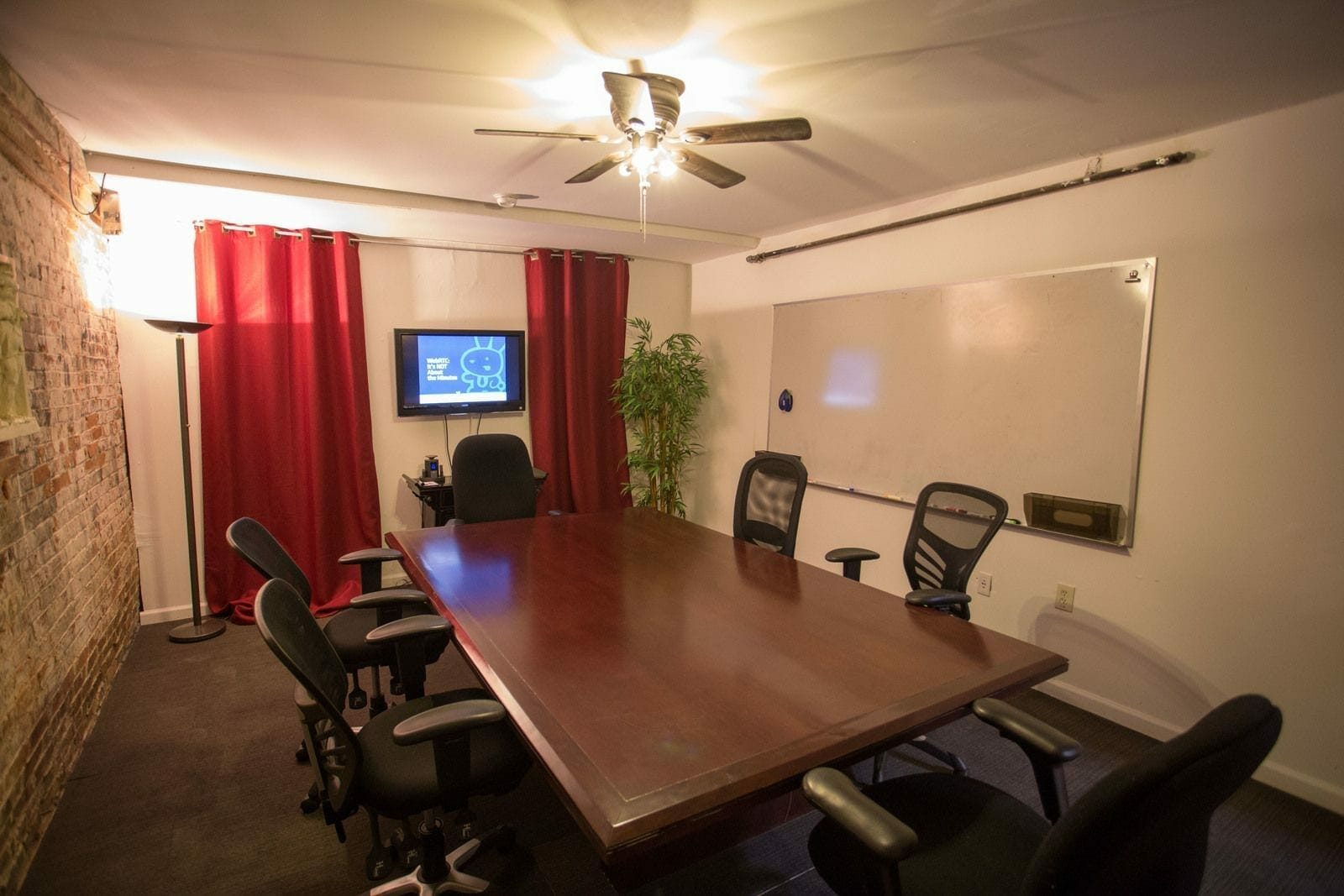 Alkaloid Networks Conference Room
