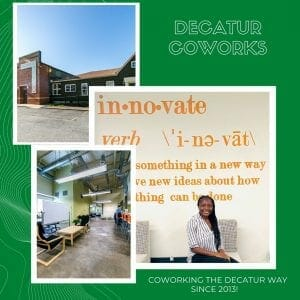 Decatur CoWorks Innovate