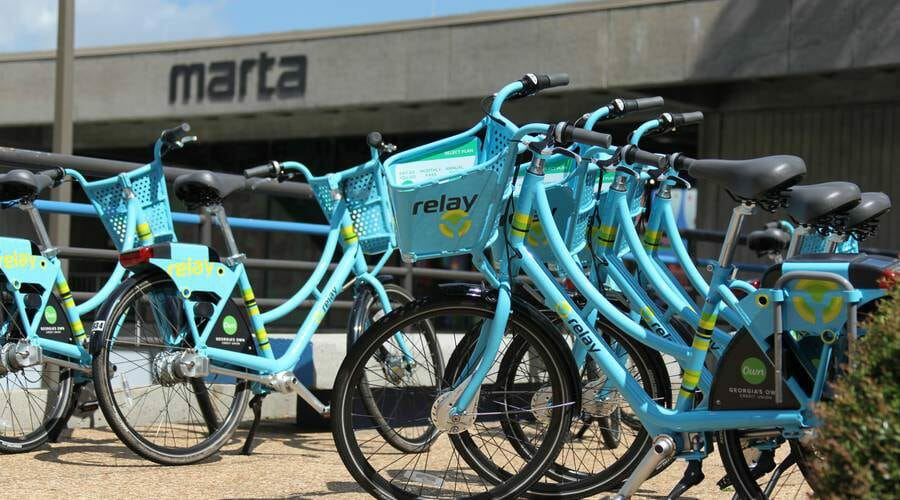 Relay Bike Share Mobility